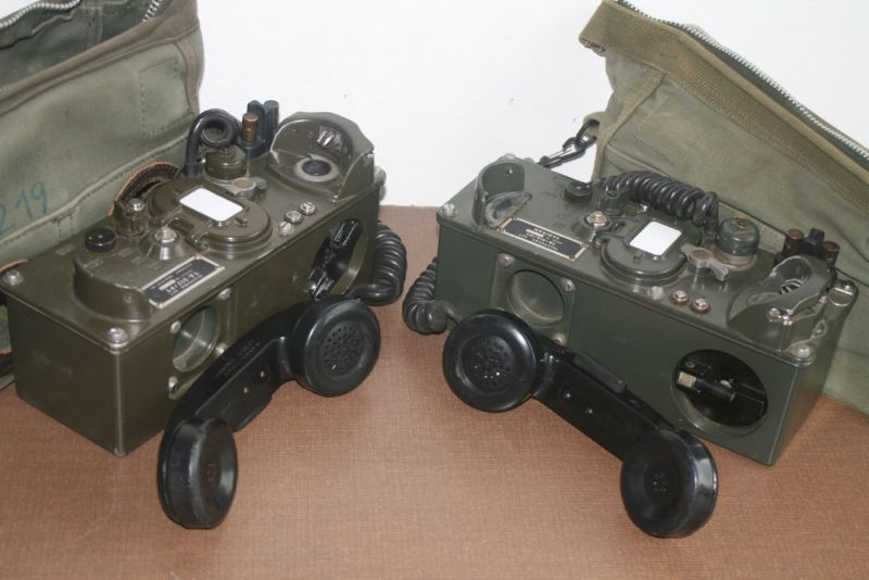 TA-312 field phones can still be purchased in surplus stores.