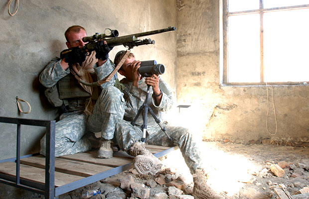 Fighting Back - Countering Snipers - The Prepper Journal