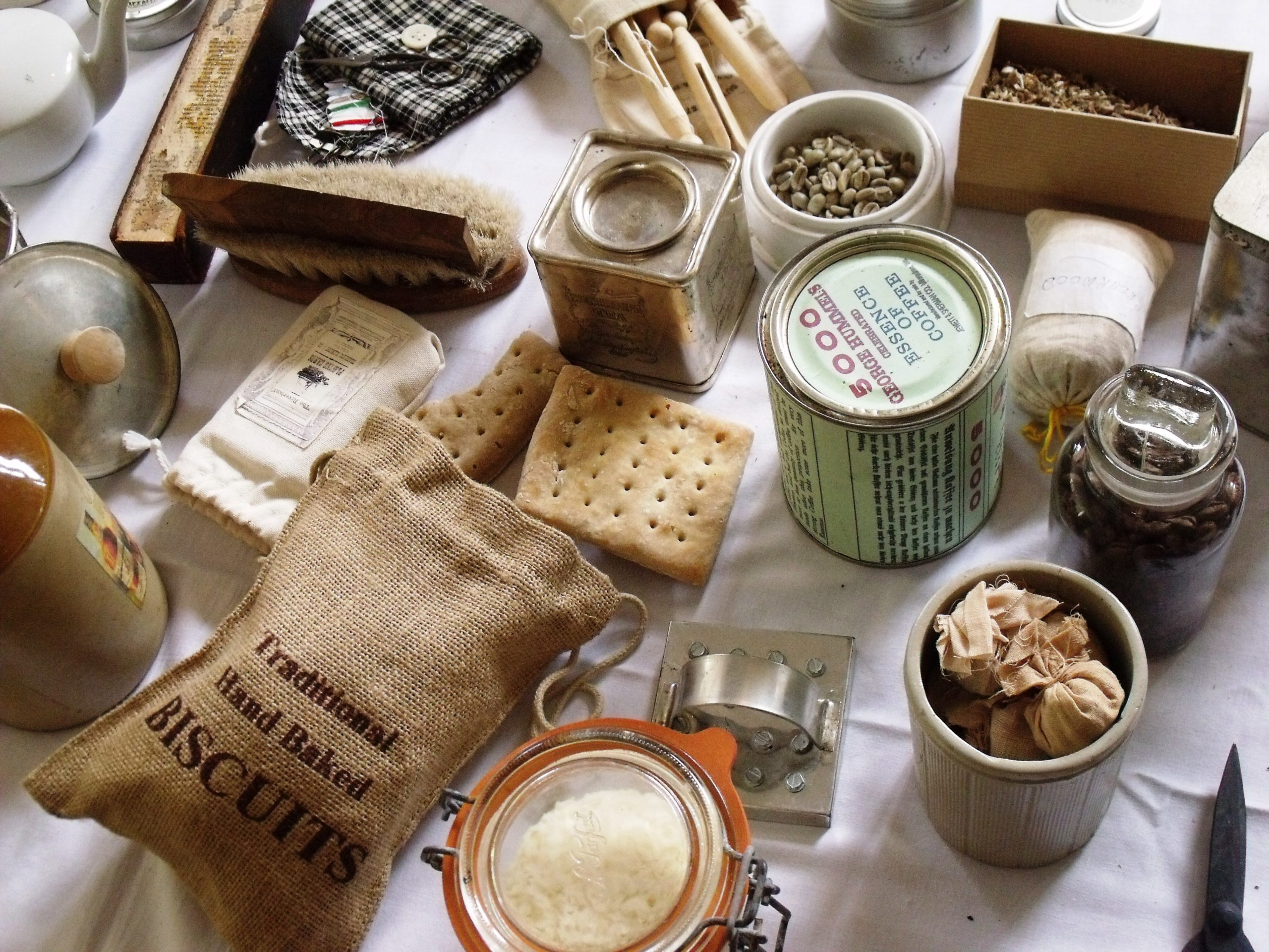 Trail Foods from History – Food Preservation Ideas