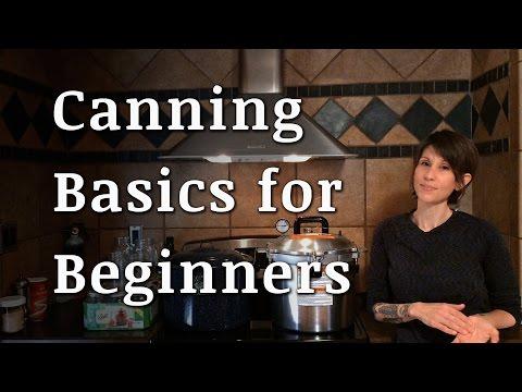 Canning Jars – Versatility Via Variety