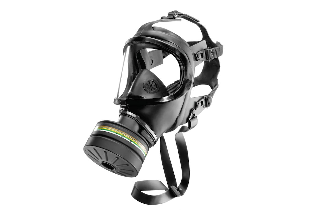Draeger gas masks protect against particles and / or gases and vapors - depending on the respiratory filter used