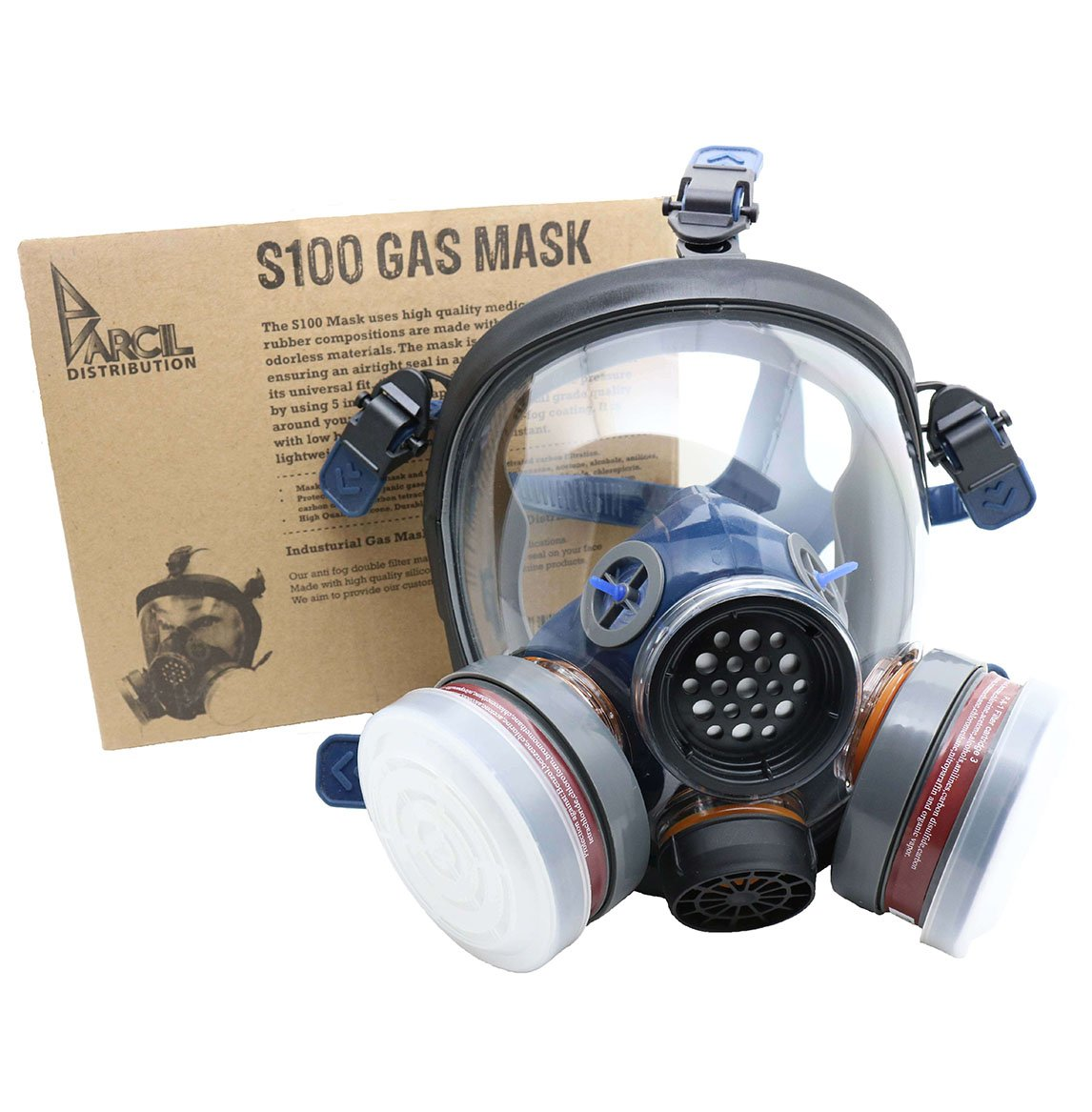It's Been a Gas: 10 Best Gas Masks 2021 Has to Offer - The Prepper Journal